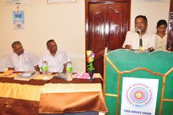 Felicitation speech