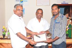 Honor to Mr. Singaravel