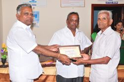 Honor to Mr. Narayanan A
