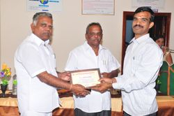 Honor to Mr. Gopalakrishnan S