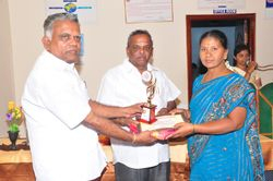 Honor to Mrs. Malavathi