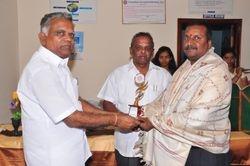 Honor to Mr. Sivagurunathan