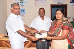 Honor to Mrs Kanchana P