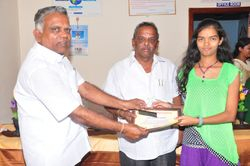 Honor to Ms. Preethi G