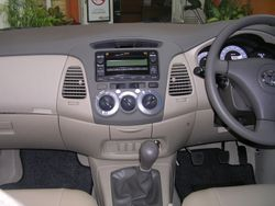 INNOVA 2009 PLUS MP3