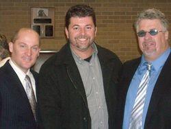 Skyler,Darren Vinecnt & Jeff  Parker