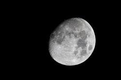 Moon - First Light