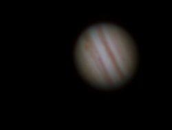 Jupiter April 2014
