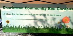 18. Charleston Community Bee Gardens at the Expo