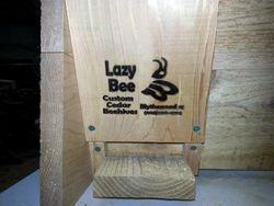 Lazy Bee Top Bar Hives Logo