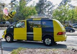 Steven Jodans Bee Mobile with Stinger