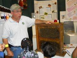 Rick Jones & Observation Hive