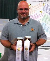 Jay Moss & his winning Honey
