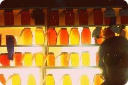 Golden Glow of Honey