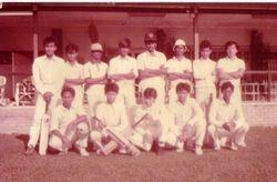 MSSM Cricket 1984 - Kajang