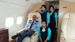Me & my stewardess