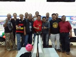 84s in the bowling mood