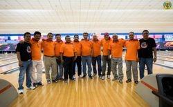 The Sahoca 84 Bowling Team