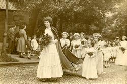 Rose Queen 1956