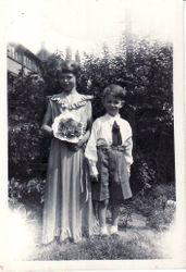 Rose Queen Day 1953