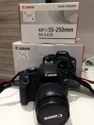 Used Canon EOS 500D