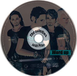Word up single CD
