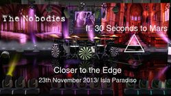 Closer to the edge cover