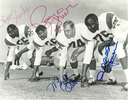 "L.A. Rams ""Fearsome Foursome"""