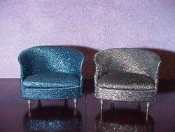 Ideal's Petite Princess Fantasy Salon Drum Chairs