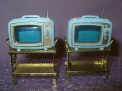 Ideal's 1965 Princess Patti Television Sets