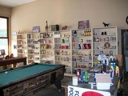 Windyvillel Store inside