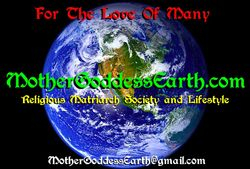 MotherGoddessEarth.com Beauty