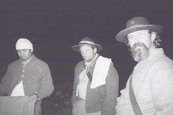 Sharpsburg camp at night