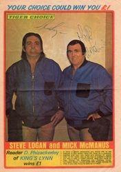 mcmanus and logan
