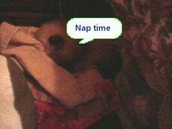 yaaa nap time