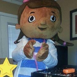 DJ Doc McStuffin