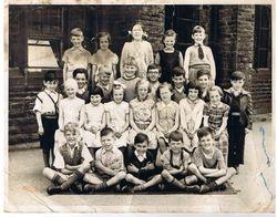 Christ Church school 1957