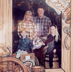Taylor and Family