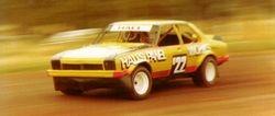 Barry Hall, SLR 5000 1978