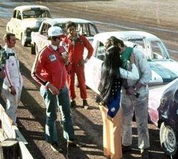 GV Saloon Car Chships, 1972. Photo R Petrie