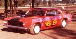 Funston's Racing Team 350 Monaro, 1975