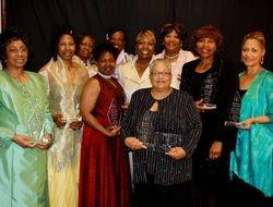 NCWM Atlanta Chapter Esther Award Honorees 2010