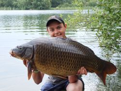 The Bishop 37lb 1 For Alex