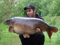 The Pig 37lb 14 for Andy