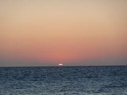 Sunrise at Amoudi