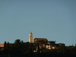 Church on the hilltop