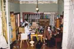 Museum dollshouse workshop
