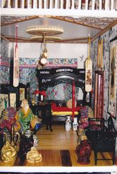 oriental room in Museum