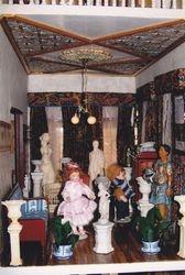 Greco/Roman room in Museum