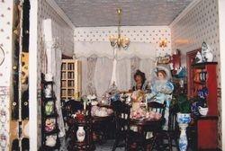 Tea room in Museum